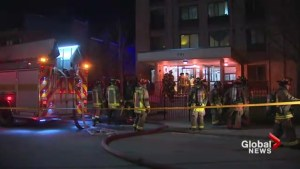 Fire that tore through Toronto Community Housing building kills 1, forces residents to evacuate